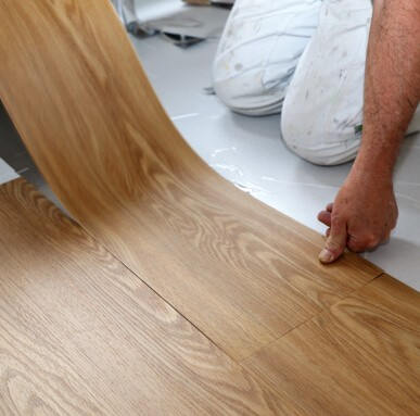 Laminate Vinyl Installation | Macco's Floor Covering Center