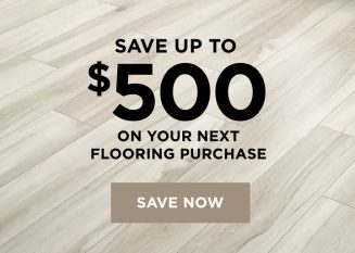 Save 500 Sale | Macco's Floor Covering Center