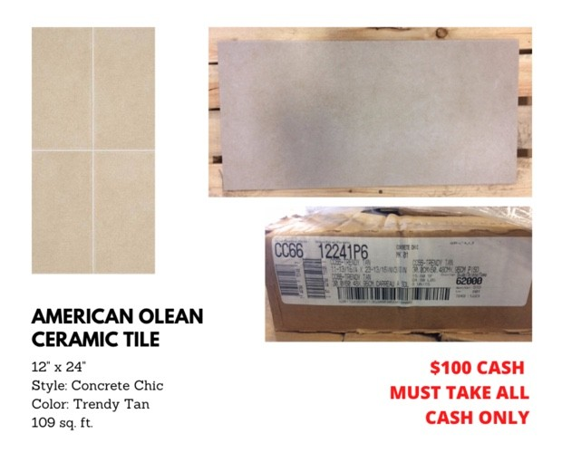 American Olean | Macco's Floor Covering Center