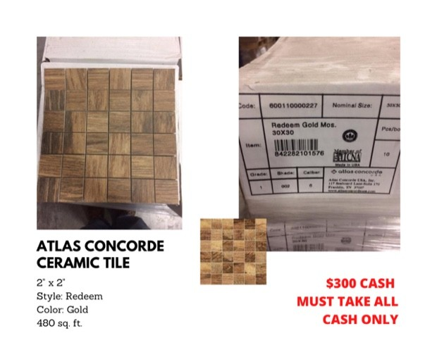 Atlas Concorde Ceramic Tile