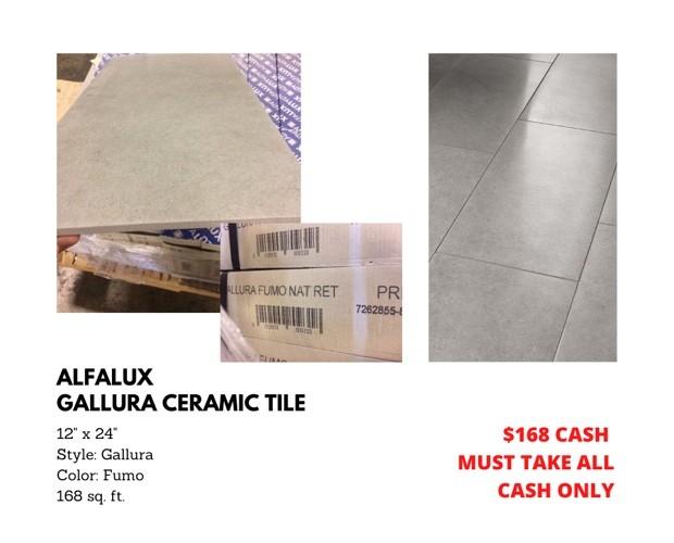Alfalux Gaura Ceramic Tile | Macco's Floor Covering Center