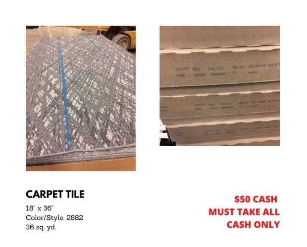 Carpet Tile | Macco's Floor Covering Center