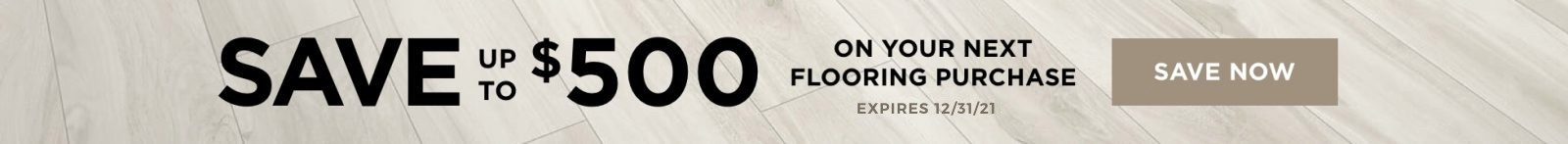Save Up To $500 Coupon | Macco's Floor Covering Center